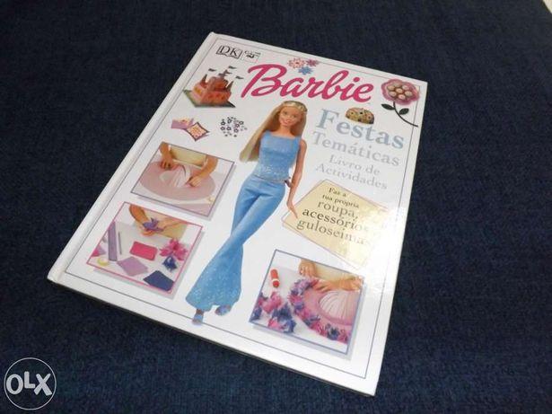 """Livro: """"Barbie - festas tematicas"""""""