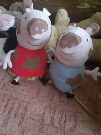 Свинка Пеппа и ее братик Джордж