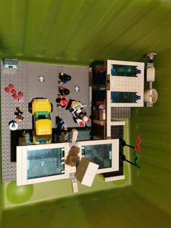 Lego stacja benzynowa paliw 7993