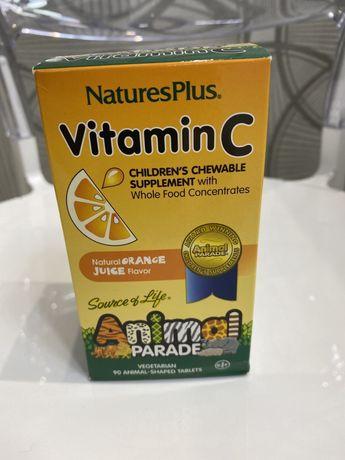 Детский витамин С NaturesPlus