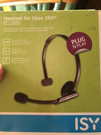 Sluchawki do Xbox 360