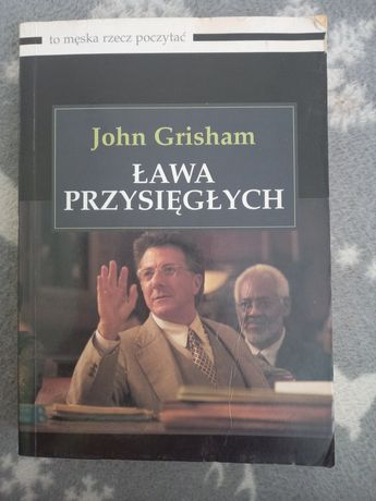John Grisham Ława przysięgłych