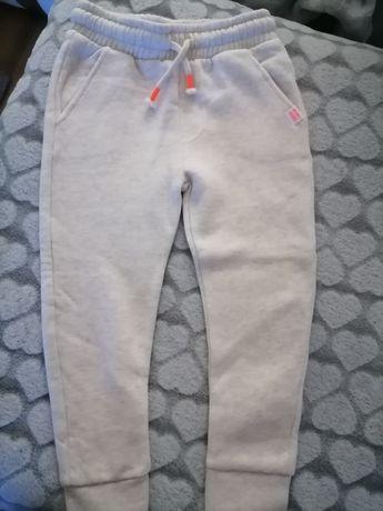 Spodnie F&F 2szt r. 4-5 lat dla chłopca dresy
