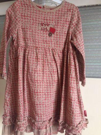 Платье Jean bourget 18 месяцев