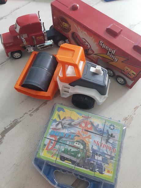 Zabawki i puzzle, psi patrol