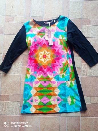 Nowa Indyjska sukienka 36