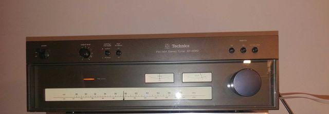 Tuner Radio Technics ST 8080 vintage made in Japan