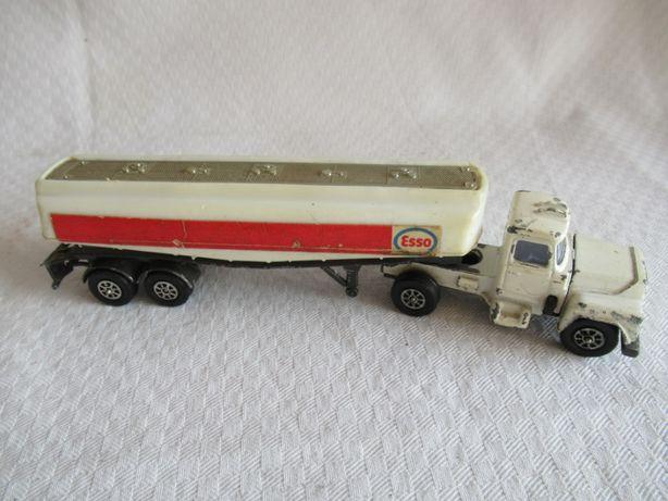 Camião Cisterna Esso / Shovel Nose / Mercury / Mustang