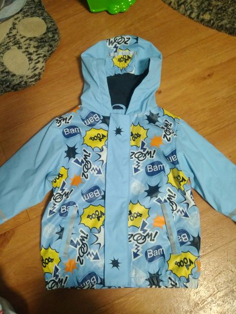 Курточка Lupilu на 2-4 рочки