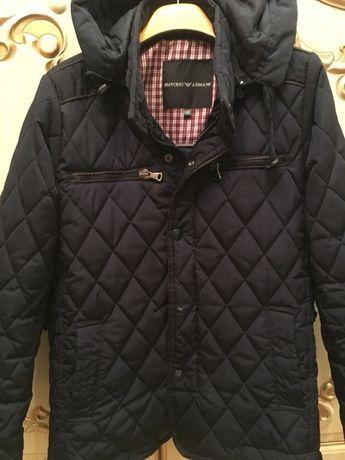 Стильная демисезонная куртка Armani Junior