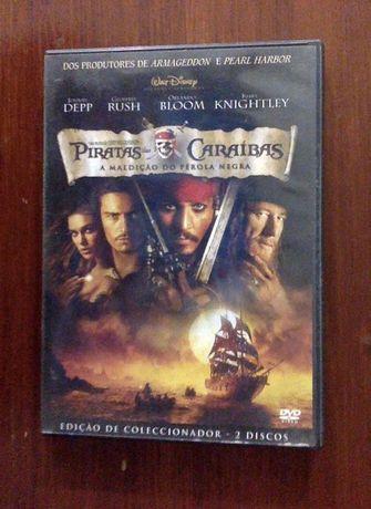 Piratas das Caraíbas: A Maldição do Pérola Negra (G. Verbinski)