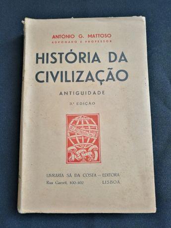 História da Civilização - António G. Mattoso