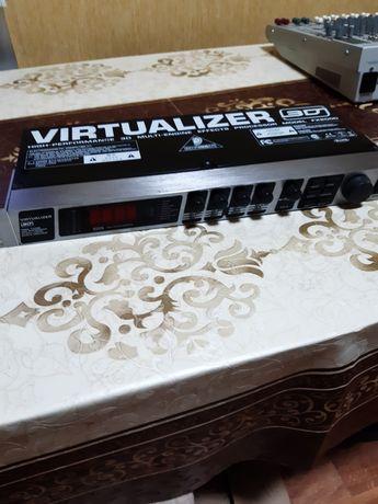 Процессор эффектов Virtualizer 3D FX 2000