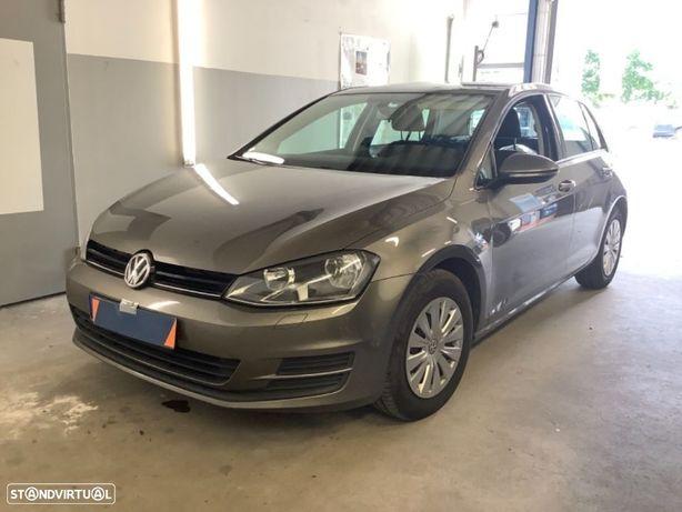 VW Golf 1.6 TDi Trendline BlueMotion
