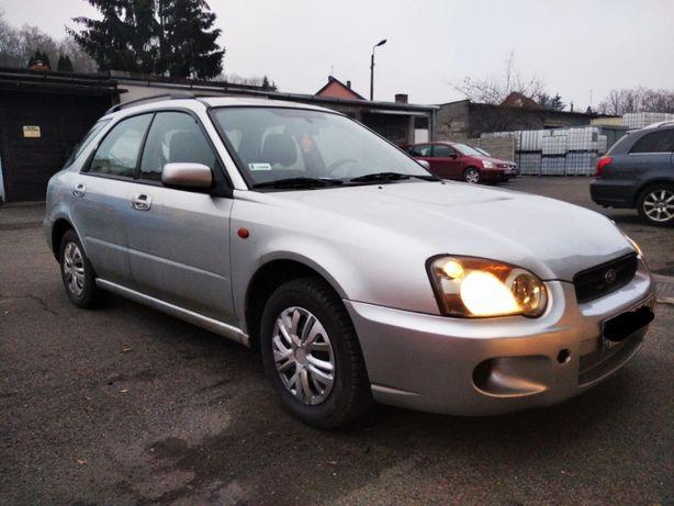 Sprzedam Subaru Impreza 2005 1.6 benzyna + lpg