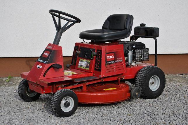 Traktorek Kosiarka Z Bocznym Wyrzutem Toro 11KM Nowy Silnik Manual