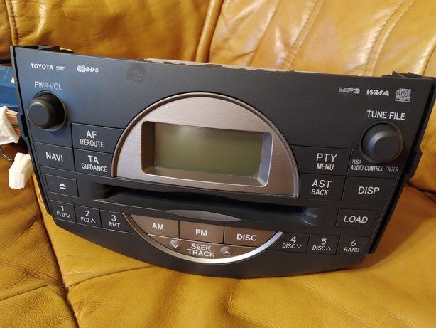 Radio Rav4 iii 07-09 fabryczne oraz moduł telefonu pz409 Motorola