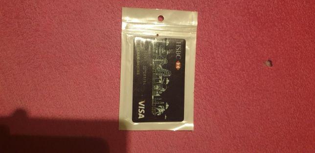 Pendrive 8GB  - karta kredytowa platnicza Idealny PREZENT!!! usb stick