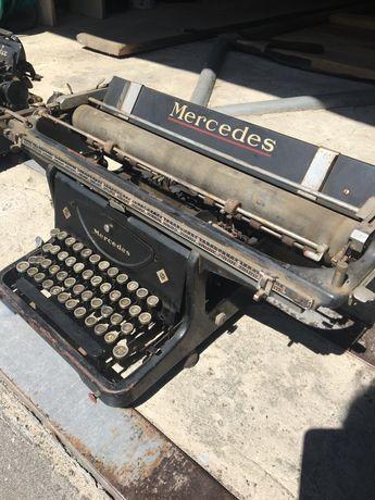 Друкарська машинка mersedes