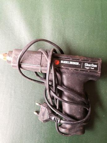 Pistola De Cola Quente,Blak&Decker,40W