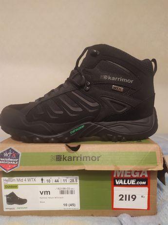 Новые Karrimor outdoor termo кросовки.
