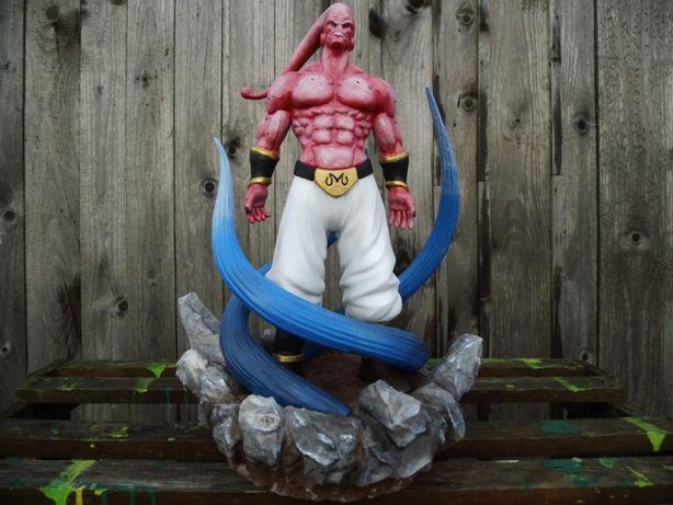 Super Majin Buu Dragon Ball Figurka 3D 39cm