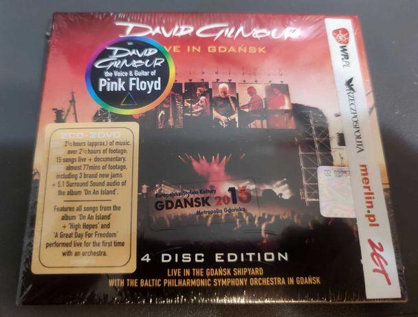 David Gilmour Live in Gdańsk
