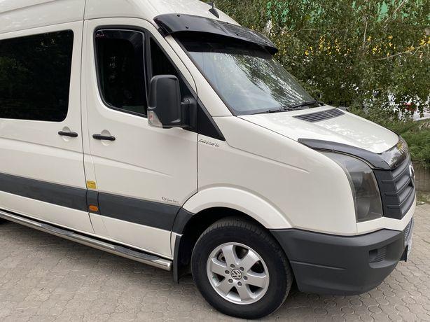 Продам микроавтобус Volkswagen Crafter пас.