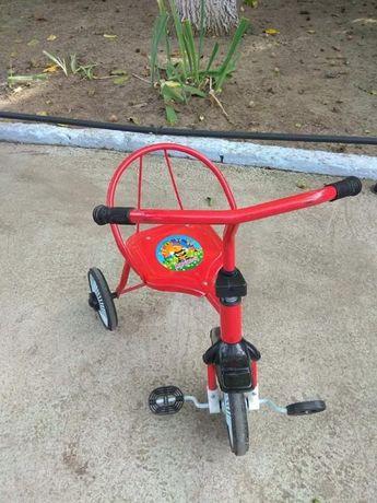 продам велосипед для малышей, 3- х колесный