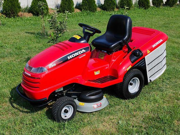 Kosiarka Traktorek Honda 2315 Silnik 2 cylindrowy V Husqvarna piękna