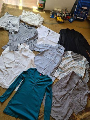 Zestaw ubrań damskich r. 40/42 Zara H&M Monnari 10 sztuk