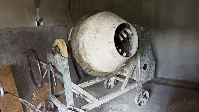 Betoniarka 250 litrów 380 V