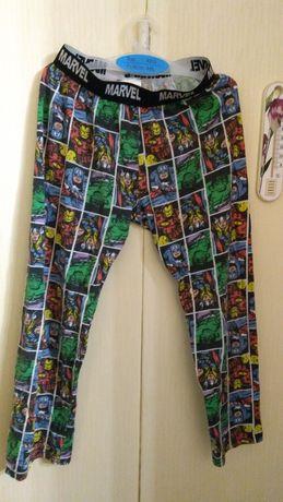 Штаны пижамные детские Марвел Marvel