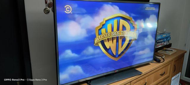 Telewizor LED 42* LG. Wi-Fi. Smart Tv. 3D. DVB-T/C/S. Obsł.głosowa.
