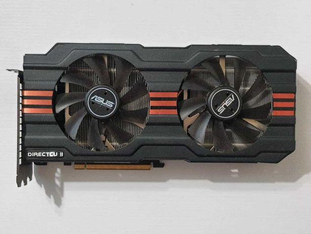 Видеокарта Asus AMD Radeon HD 7970 - 3GB GDDR5 / 384 bit