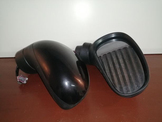 Espelho Esquerdo Eléctrico Aquecido Rebatível Leon 1P 06>