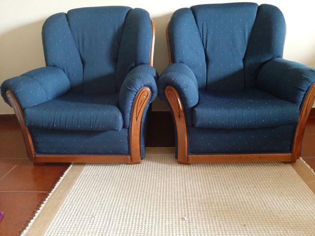 Vendo conjunto de 2 sofás