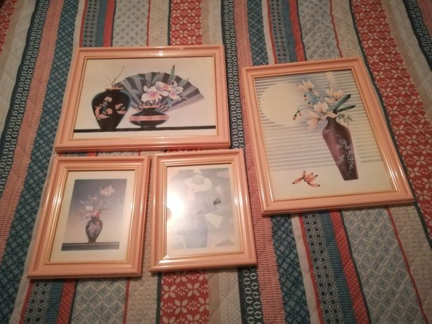 Conjunto de quadros