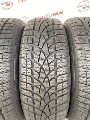Шины зима 215/65 R16 DUNLOP SP WINTER SPORT 3D(Протектор 8,5mm), 4 шт