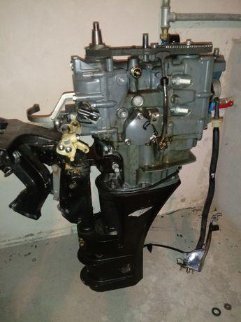 Silnik zaburtowy Suzuki df15  df 15 km 2011rok czesci