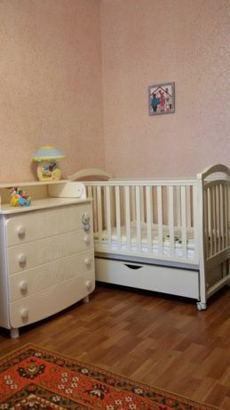 Манеж детский кроватка Верес Соня комод пеленатор пеленальный столик