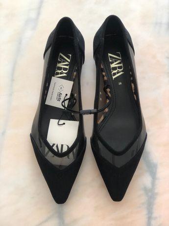 Sapato raso Zara Nº38