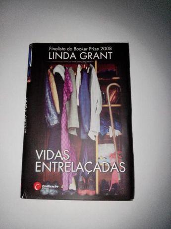 """""""Vidas Entrelaçadas"""" - Linda Grant - portes incluídos"""