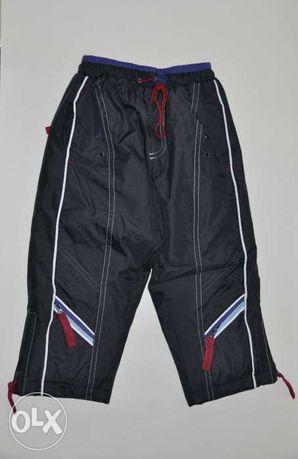 Zimowe spodnie na sanki - 92 cm