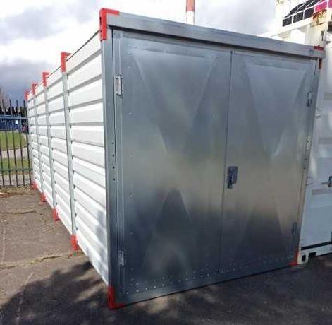 Magazyn samoobsługowy 12m2, self storage, garaż, schowek, kontener