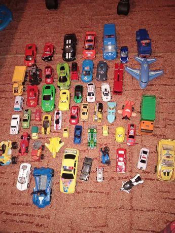 Машинки набор разные