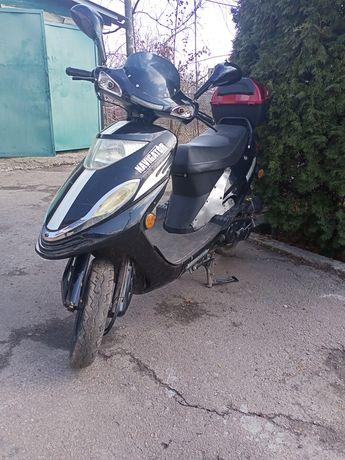 Продам скутер Navigator ex50QT-B