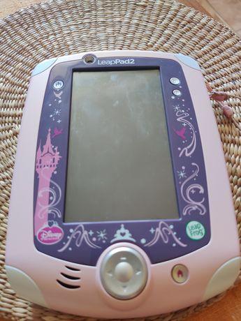 Tablet LeapPad2 w języku angielskim.
