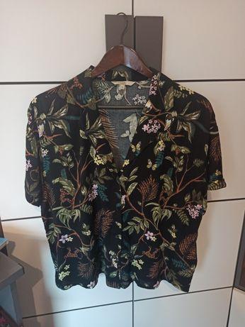 czarna koszula z C&A
