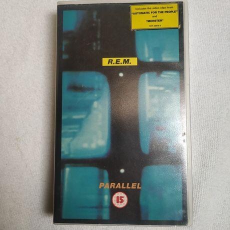 VHS R.E.M. - Parallel